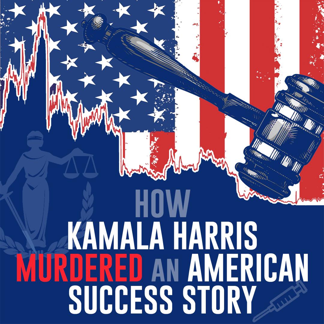 The Making of Jerrod Menz and Kamala Harris
