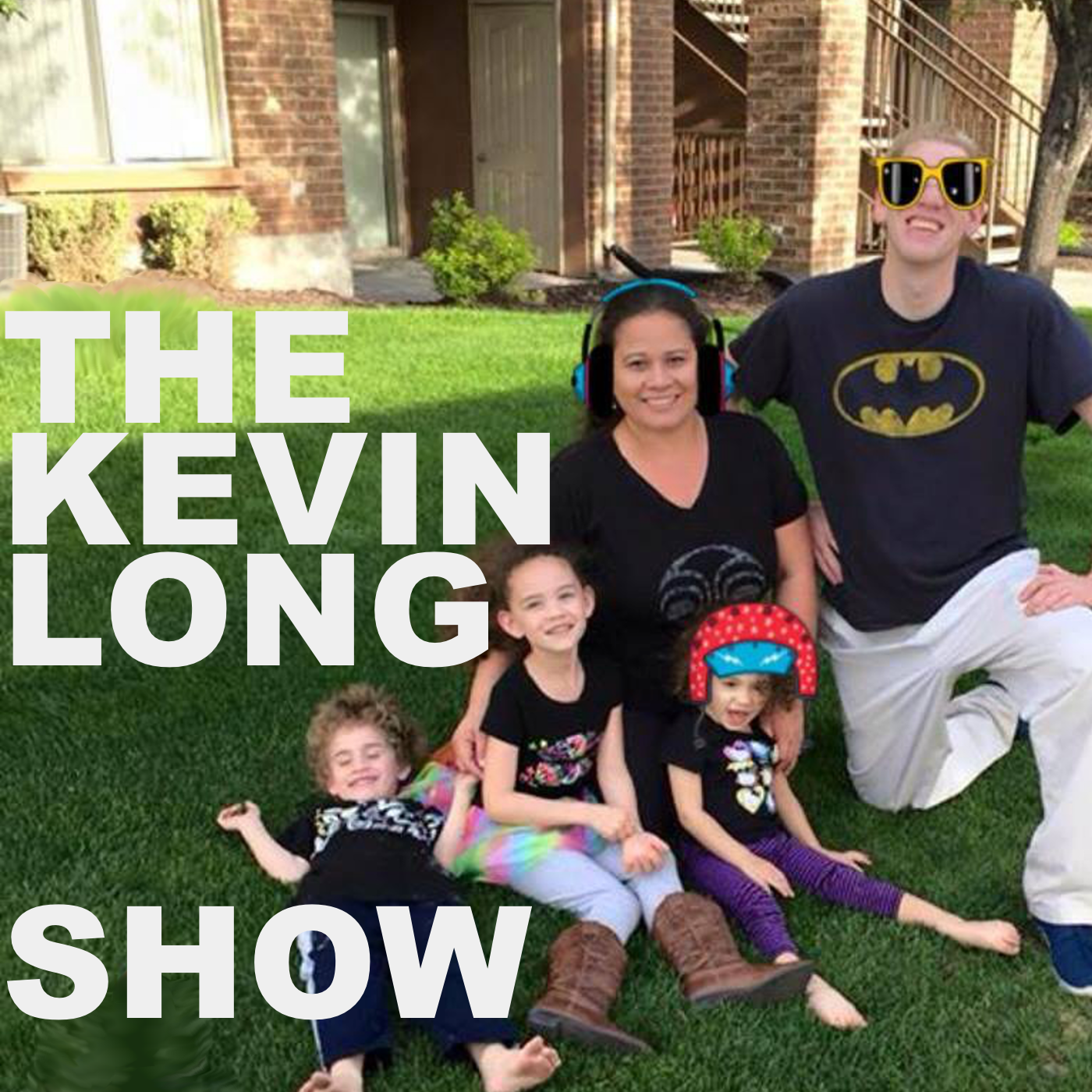 Kevin Long Show Podcast logo