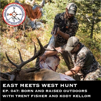 2299e2e3021b9 info_outline Ep. 047: Born and Raised Outdoors with Trent Fisher and Kody  Kellom 01/21/2019