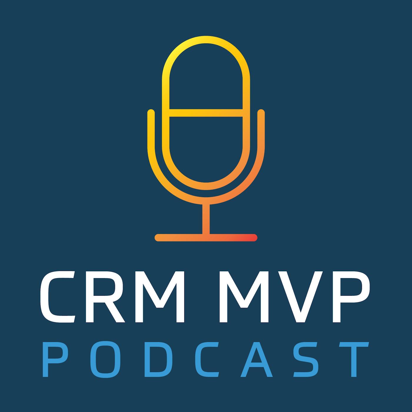 CRM MVP Podcast show art