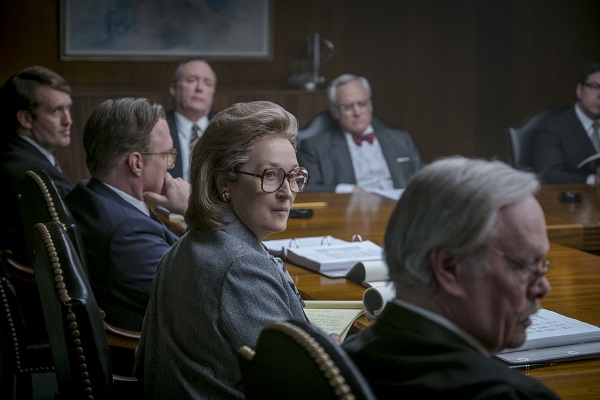 The Post - Meryl Streep as Kay Graham