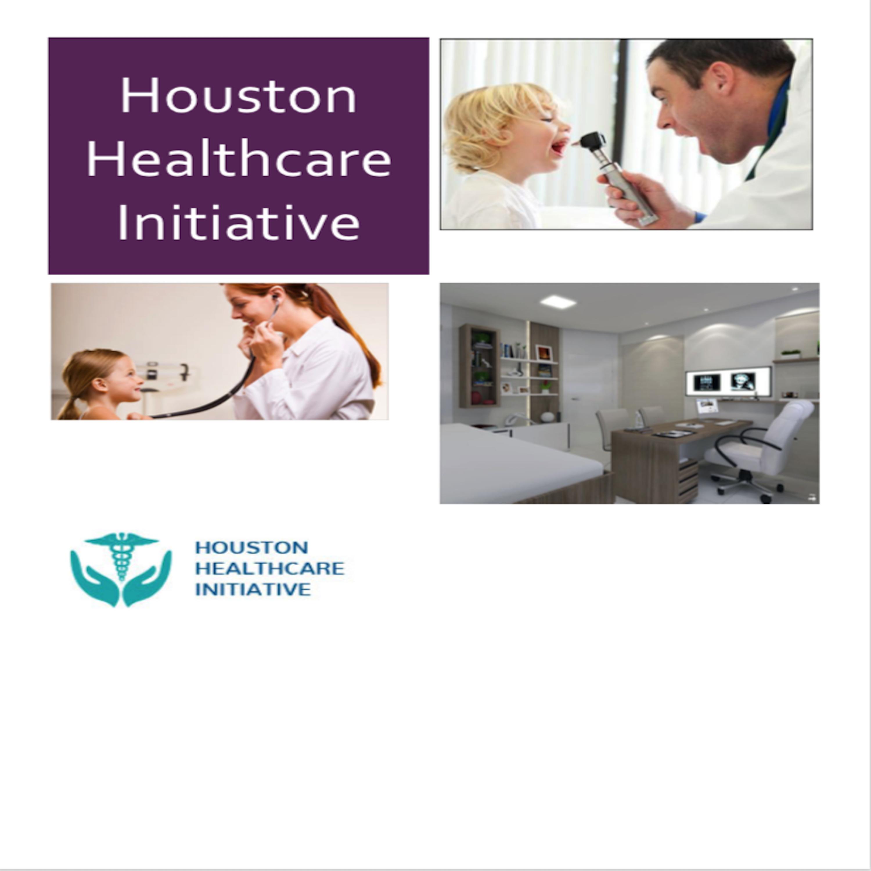 Houston Healthcare Initiative's Podcast show art