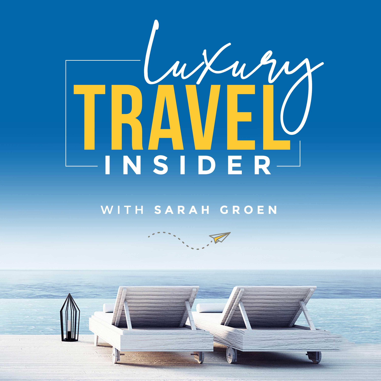 Luxury Travel Insider show art