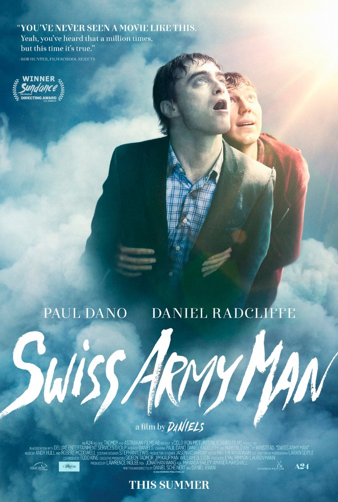 Ep. 250 - Swiss Army Man (The Trouble with Harry vs. Waking Ned Devine)