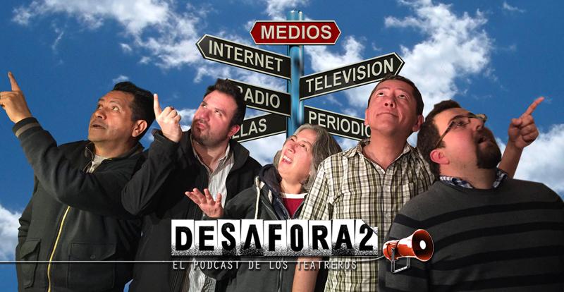 Artwork for Episodio 85 - Medios y teatro