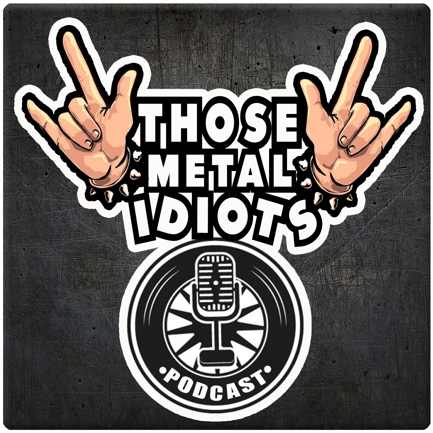 Those Metal Idiots logo
