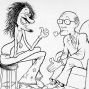 Artwork for Comics Alternative Interviews: Talking with Denis Kitchen for Will Eisner Week 2018