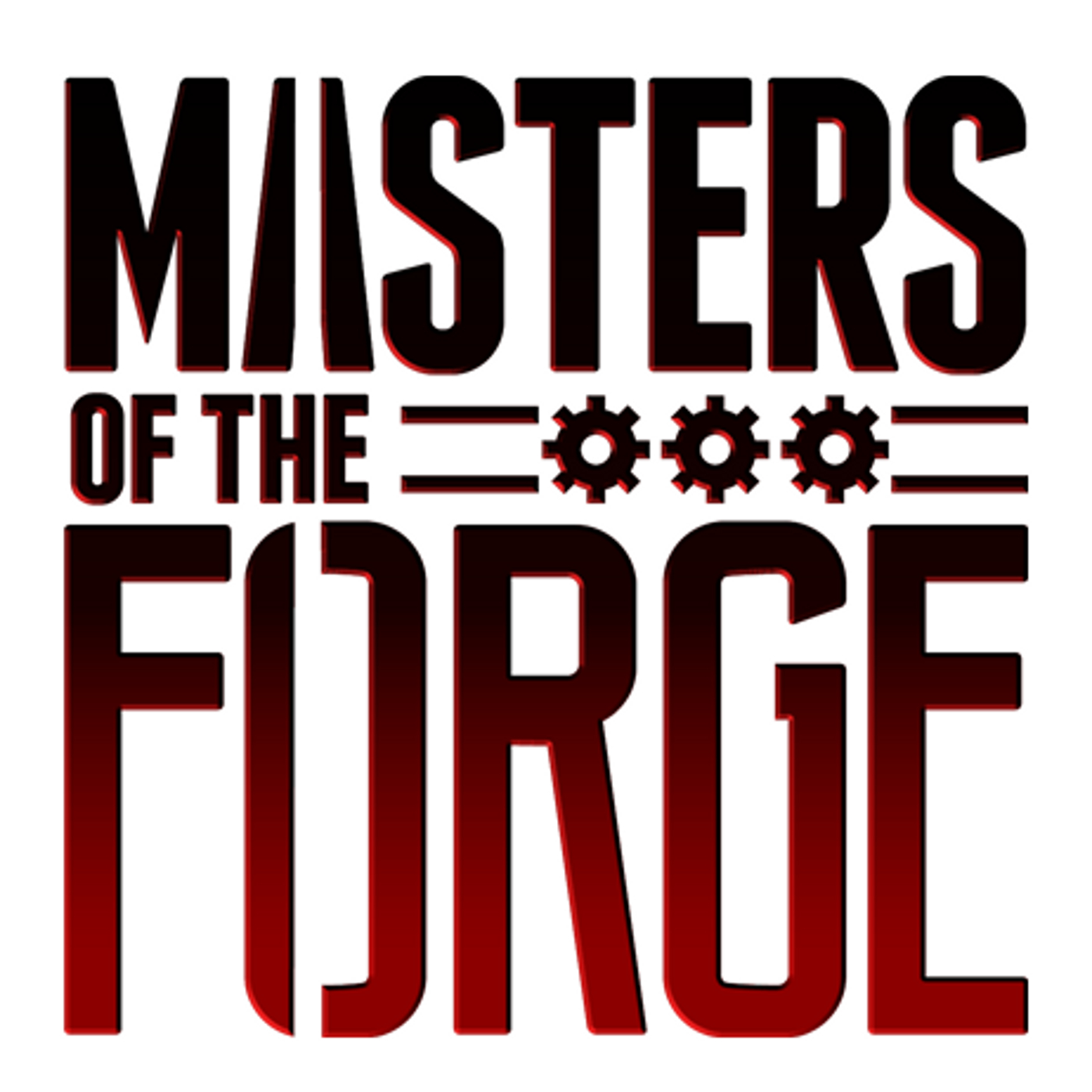 Masters of the Forge | Warhammer 40k Narrative Play Podcast | Radio show art