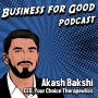 Artwork for Ep. 61 | Modernizing Contraception with Your Choice Therapeutics' Akash Bakshi