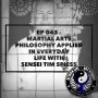Artwork for Ep 043 - Martial Arts Philosophy Applied in Everyday Life with Sensei Tim Spiess