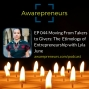 Artwork for EP 044 Moving From Takers to Givers: The Etymology of Entrepreneurship