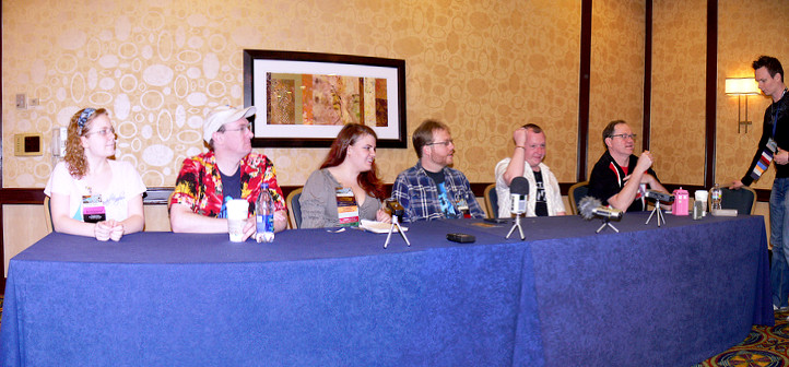 Tim's Take On: Episode 59(The Podcasters Panel at Gallifrey 2011)