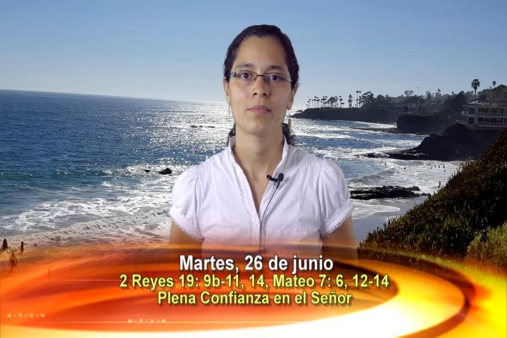 Artwork for Dios te Habla conJudy Muñoz,  Tema el hoy: Plena Confianza en el Señor