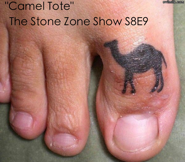 """Camel Tote"" The Stone Zone Show S8E9"