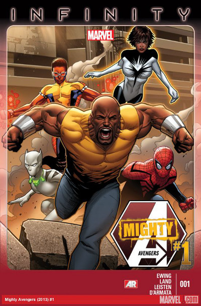 DECOMPRESSED 021: AL EWING ON MIGHTY AVENGERS #1