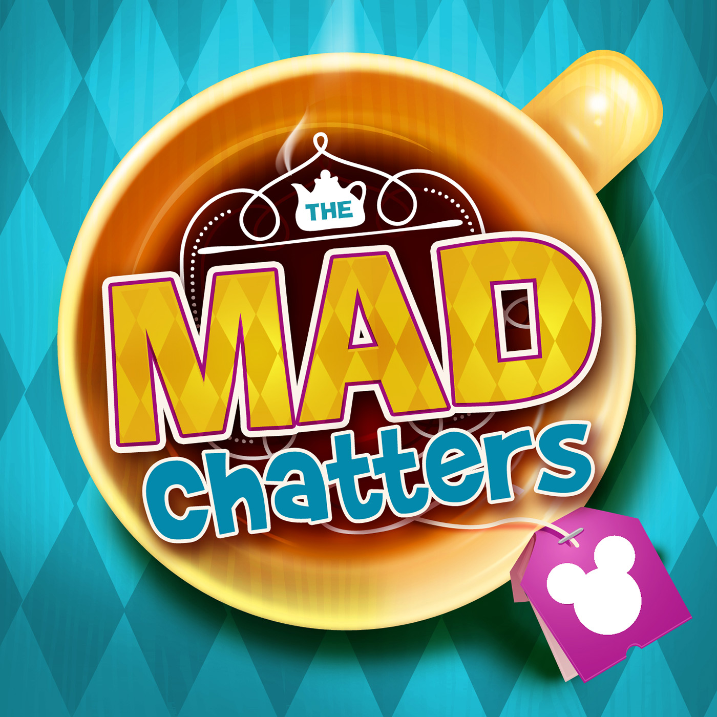 The Mad Chatters Podcast | Walt Disney World and Around the Disney Universe show art