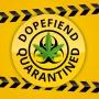 Artwork for Dopefiend and DopeTribe return! Planet in Lockdown!