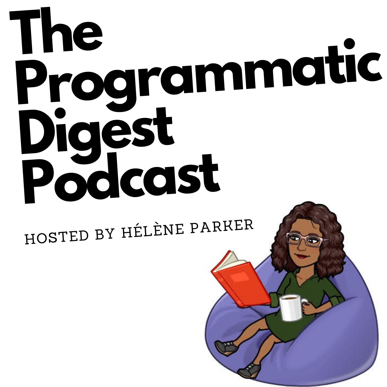 Programmatic Digest's podcast show art