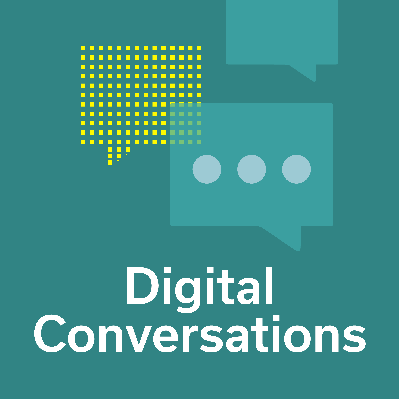 Digital Conversations show art