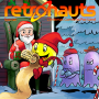 Artwork for Retronauts Holiday Extravaganza 2016: Christmas Comes to Pac-Land
