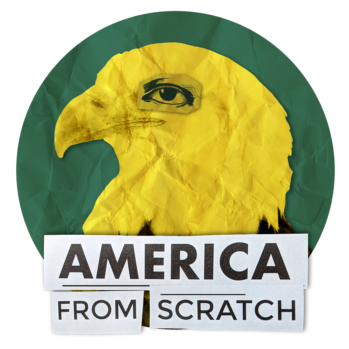 America From Scratch show art