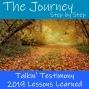 Artwork for Talkin' Testimony - Lessons Learned