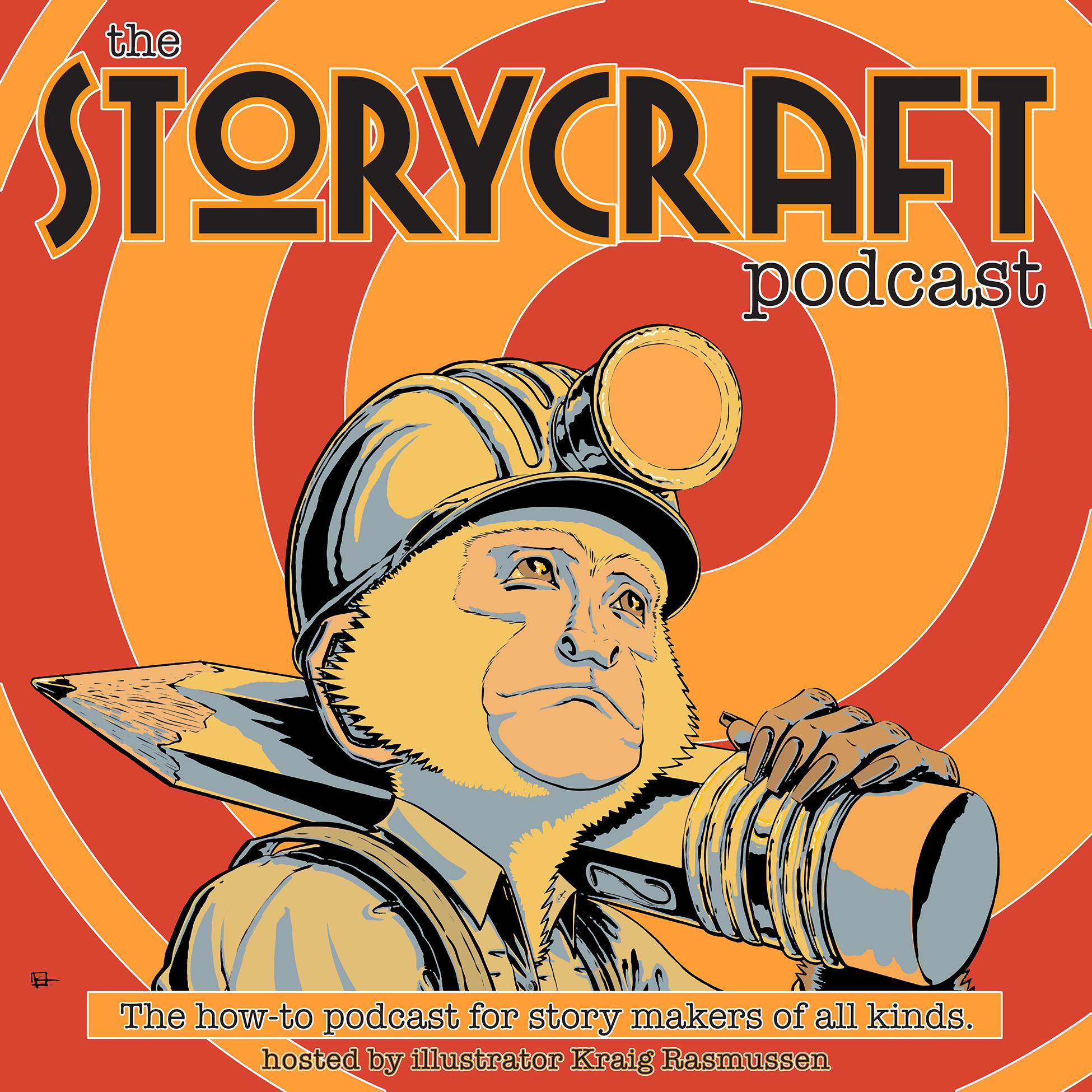 Storycraft show art