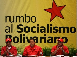 Caracas on the Line  - Fred Fuentes on rumbles in the Party