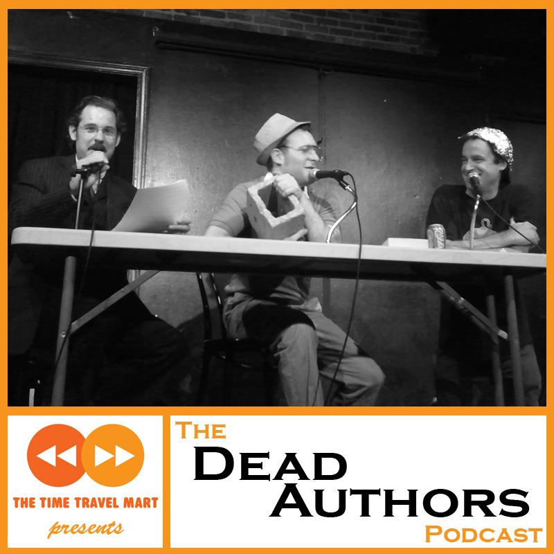 Appendix H: Hunter S. Thompson and Philip K. Dick, featuring  James Adomian and Matt Besser