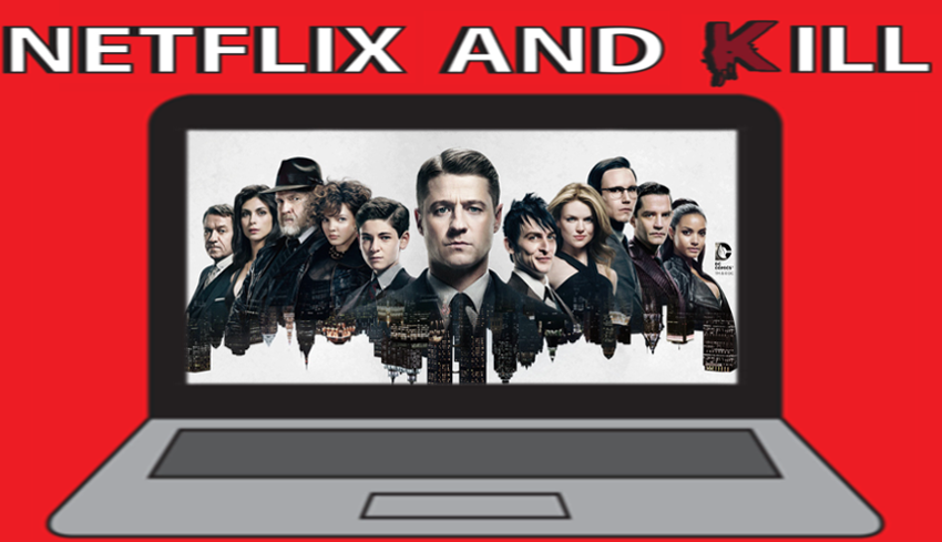 Artwork for Netflix and Kill - Gotham Season 2