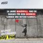 Artwork for #022 - 30 Jahre Mauerfall. Was du daraus für dein Business lernen und nutzen kannst...