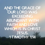 Artwork for Week 6 In Him Scripture Study / Abundant Grace In Jesus Christ Our Lord And Savior
