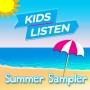 Artwork for Kids Listen Summer Sampler! (GWP edition)