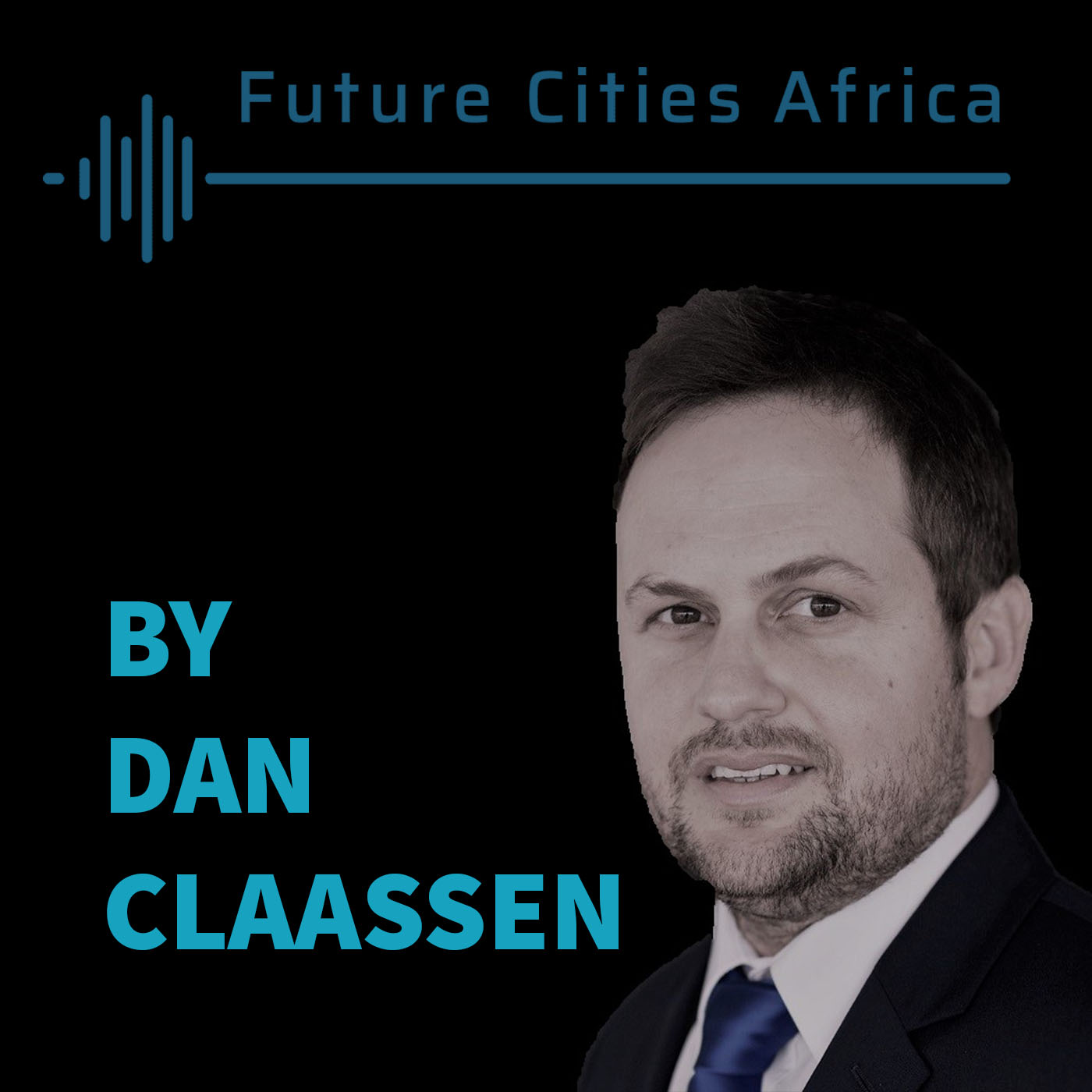 Future Cities Africa podcast show art