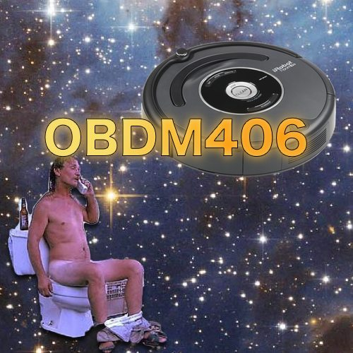 OBDM406 - Space Roomba