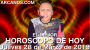 Artwork for Horoscopo de Hoy de ARCANOS.COM - Jueves 28 de Marzo de 2019...