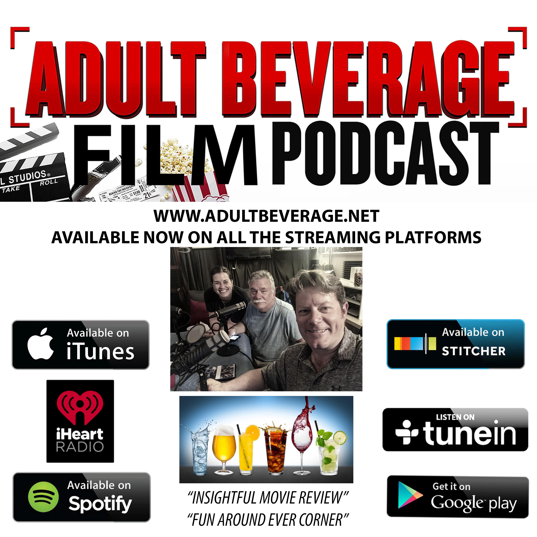 Adult Beverage Film Podcast show art