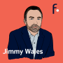 Artwork for Wikipedia's Jimmy Wales on the Future of Truth in the Age of Alternative Facts