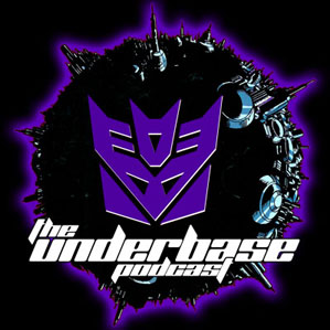 The Underbase Podcast reviews: Transformers#39 - Combiner wars