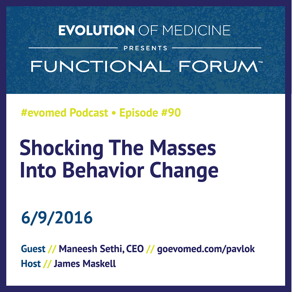 Shocking The Masses into Behavior Change