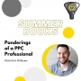 Artwork for Ponderings of a PPC Professional by Kirk Williams - Summer Books