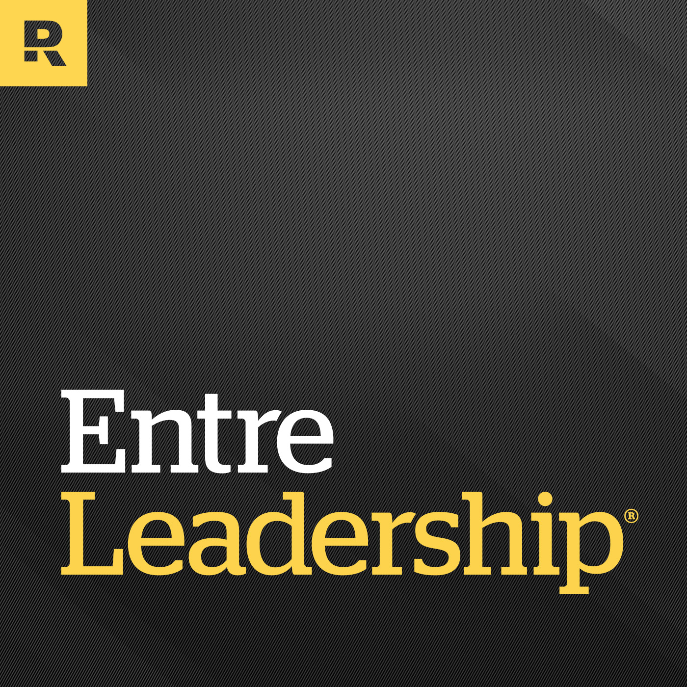 The EntreLeadership Podcast show art