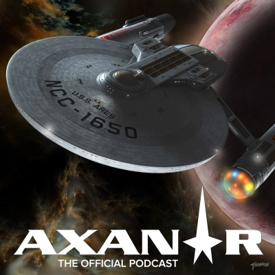 Axanar: The Official Podcast show image