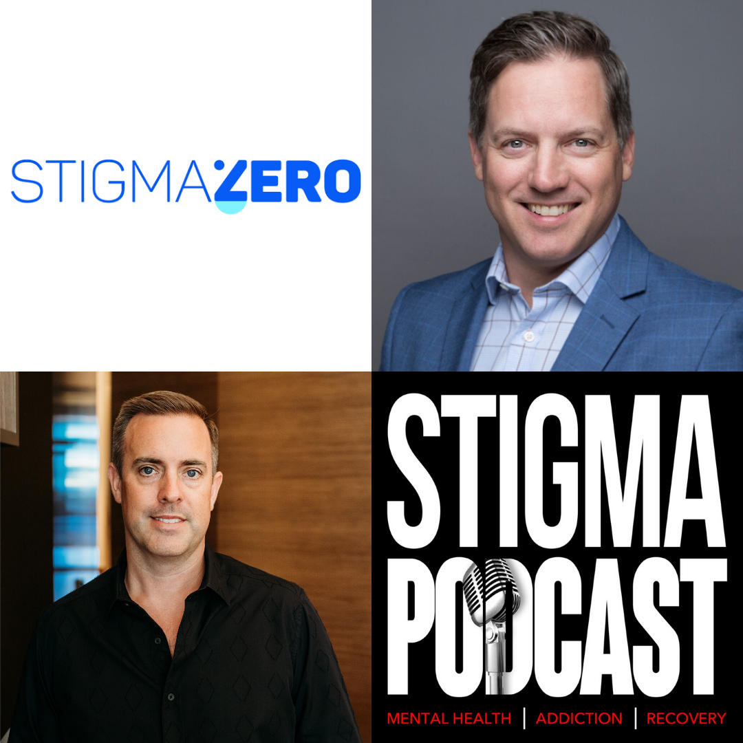 Stigma Podcast - Mental Health - #47 - Bipolar-1 - Public Perception Versus Reality - Examples of Lived Experience With the Illness w/ Jason Finucan and Stephen Hays