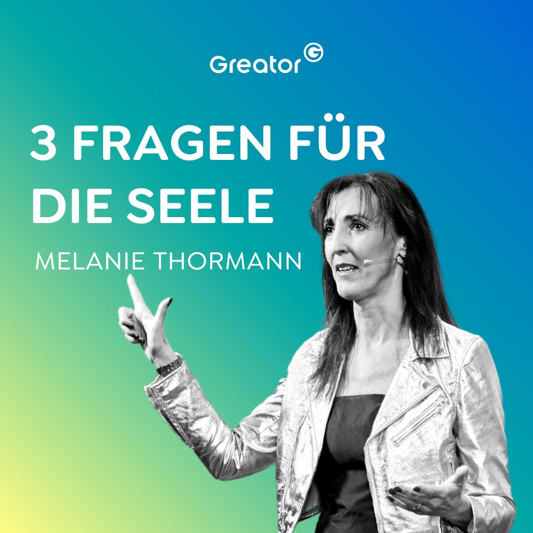 #698 So verbindest du Körper & Geist // Melanie Thormann