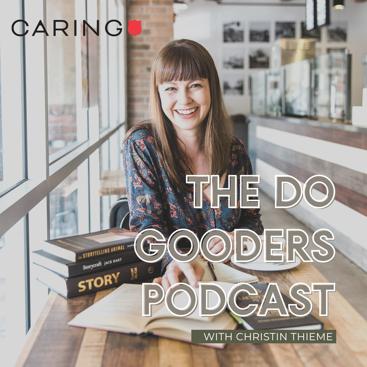 The Do Gooders Podcast podcast show image
