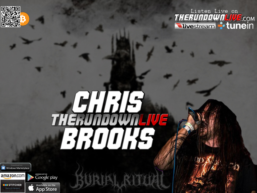 The Rundown Live #366 Chris Brooks (Transhumanism, Police State, Music)
