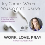Artwork for Joy Comes When You Commit To Give