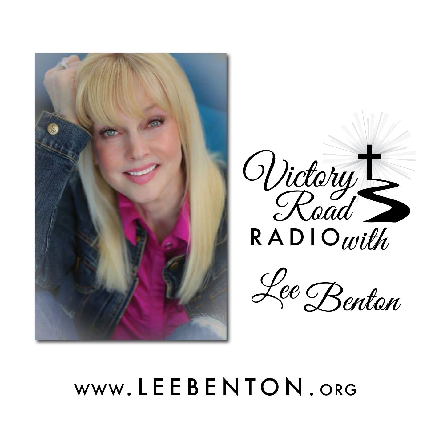 Victory Road with Lee Benton show art