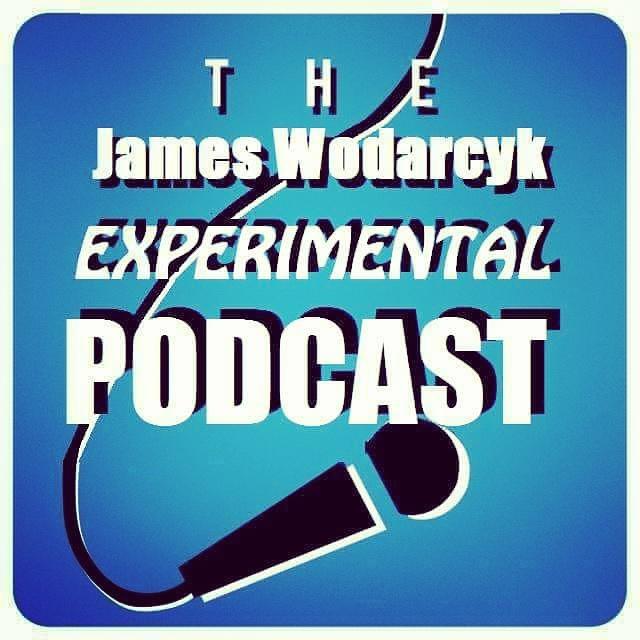 The James Wodarcyk Experimental Podcast show art